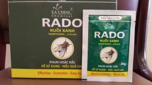 Thuốc diệt ruồi ấy cần được bộ Y tế cấp phép
